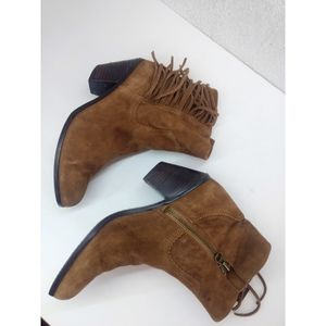 Sam Edelman Booties Sz 8.5